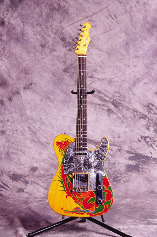 Building A Page Dragon Telecaster